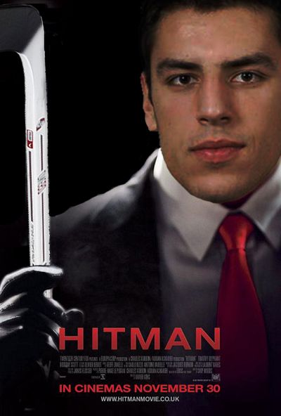 Hitman-poster